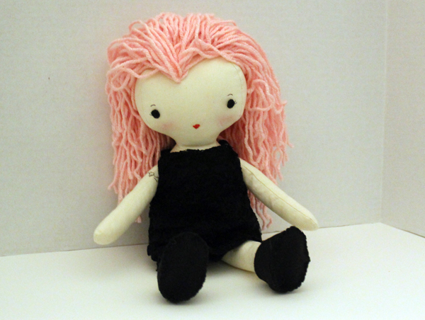 And here's Rocker Doll