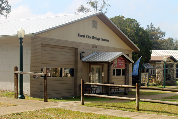Floral City Heritage Hall Museum