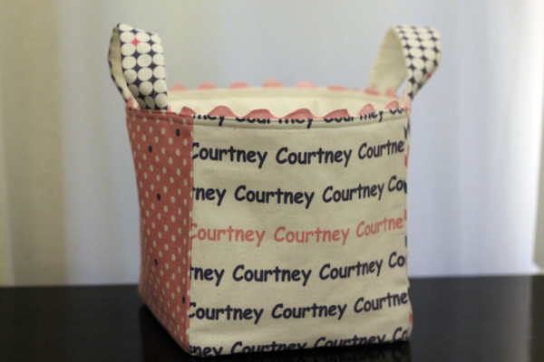 Box for Courtney