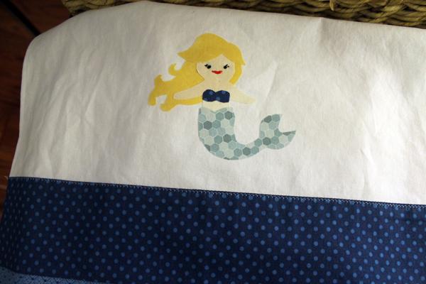 STrange looking mermaid