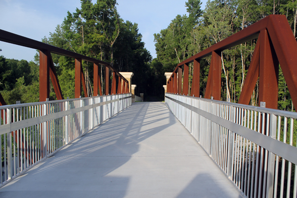 Bridge Over Withlacoochee River