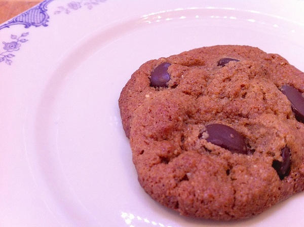 Adventures in the Kitchen with Michelle, VitaCost Dark Choco Almond Drop Cookies
