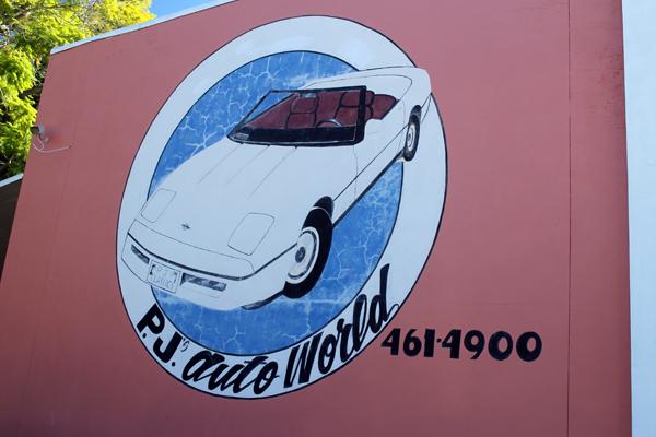 PJ's Auto World