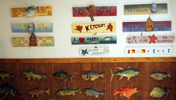 Watsons Art Gallery and Studio in Old Homosassa