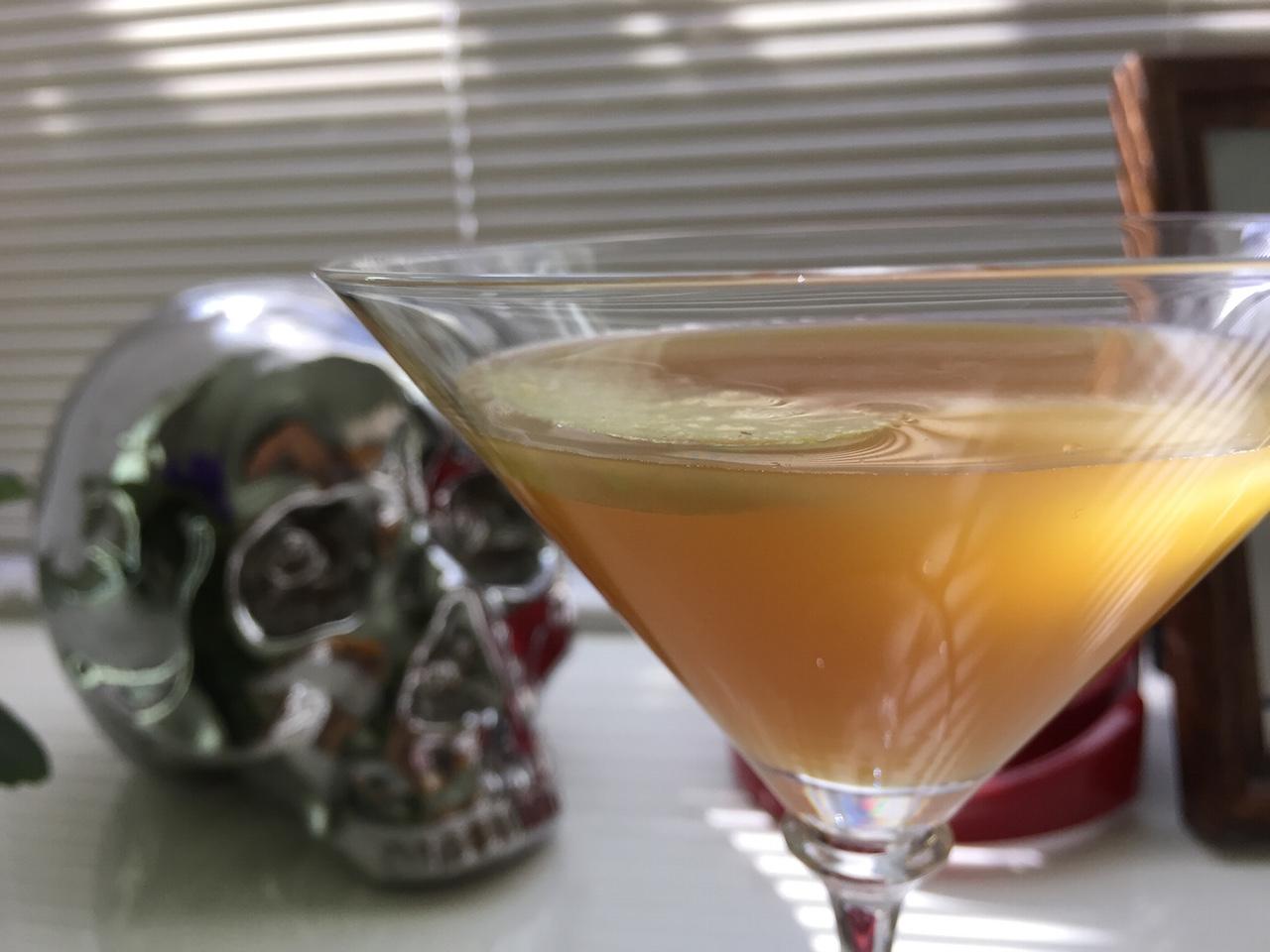 Thanksgiving 'Signature Drink' : Apple Cidercar