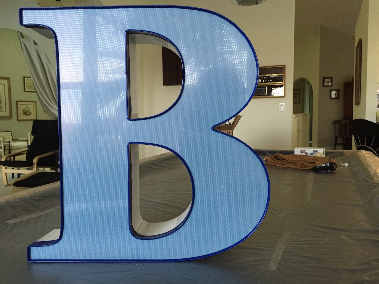 Rec – Room fun : the 'B'