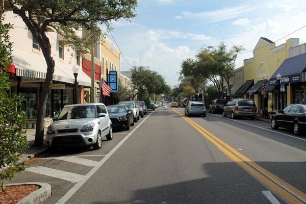 Tarpon Avenue