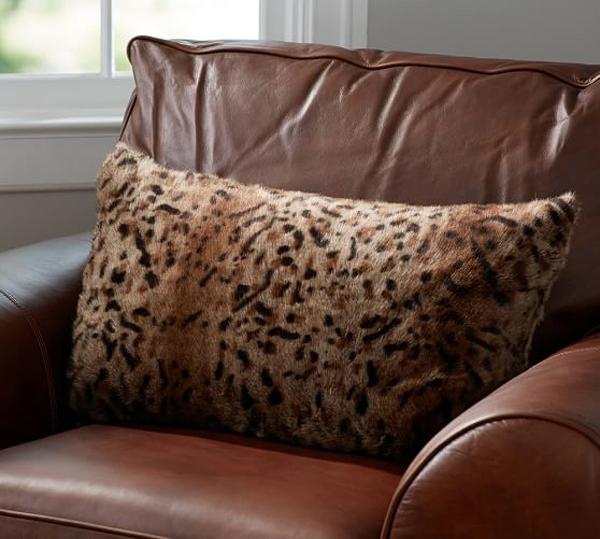 Lumbar Pillow pottery Barn