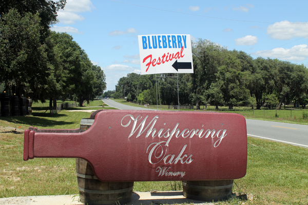 Out and About: Whispering Oaks