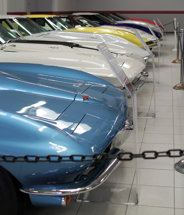 old corvettes