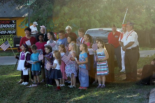 Homosassa Elementary Chorus.