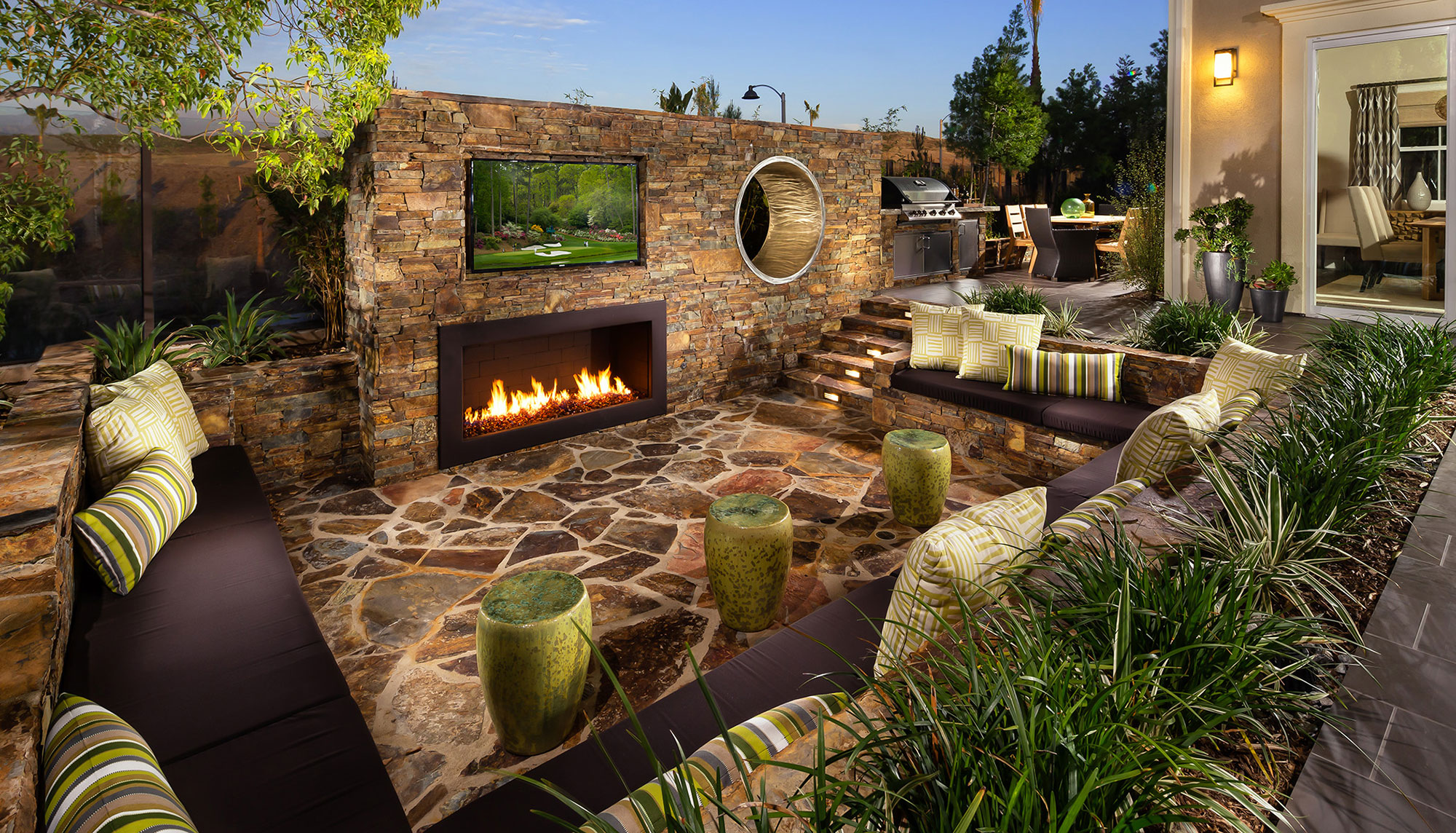 Nick Lehnert - Make the Most of Outdoor Spaces | KTGY ... on Back Deck Ideas For Ranch Style Homes  id=82522