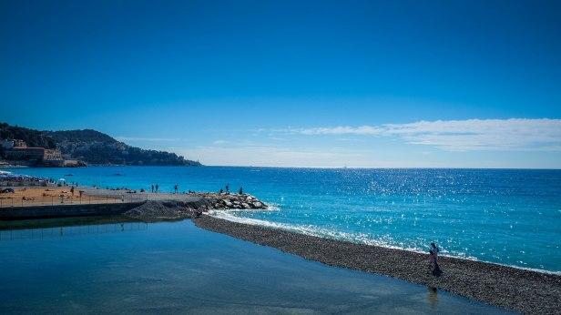 Sep16 | The beautiful Nice coast