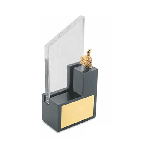 Wood Acrylicl Trophy 2252