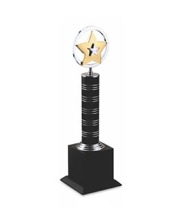 Wood Metal Trophy 2536