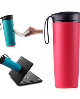 Vacuum Base Smart Bottle