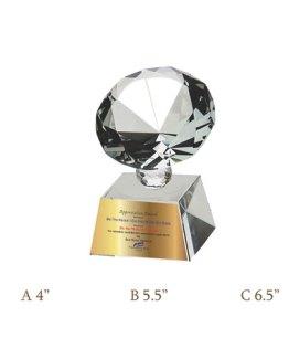 Crystal Trophy CG 105