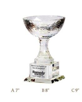 Crystal Trophy CG 159