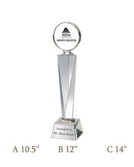 Crystal Trophy CG 176