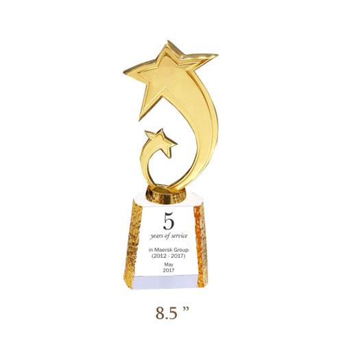 Crystal Trophy CG 486