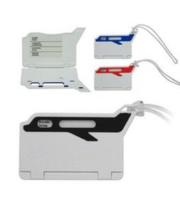Airplane-Luggage-Tag