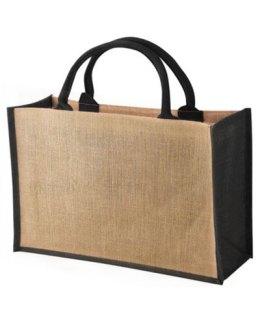 Natural-Laminated-Jute-Tote-with-Black-Dyed-Gusset