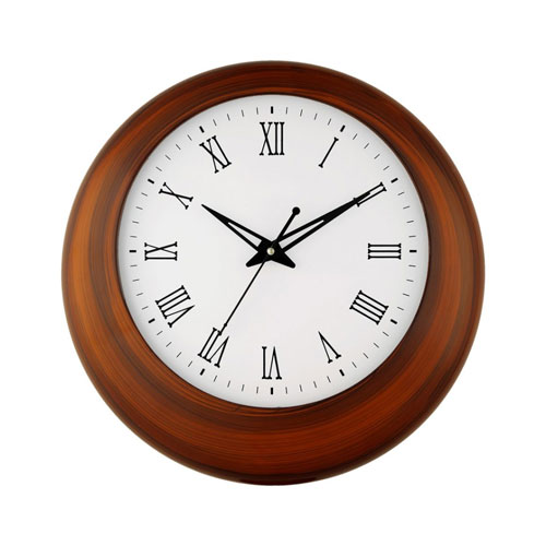 Axis-Wooden-Analog-Clock