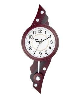 Swirl-Pendulum-Clock