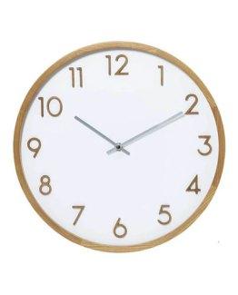 Wooden-Analog-Clock