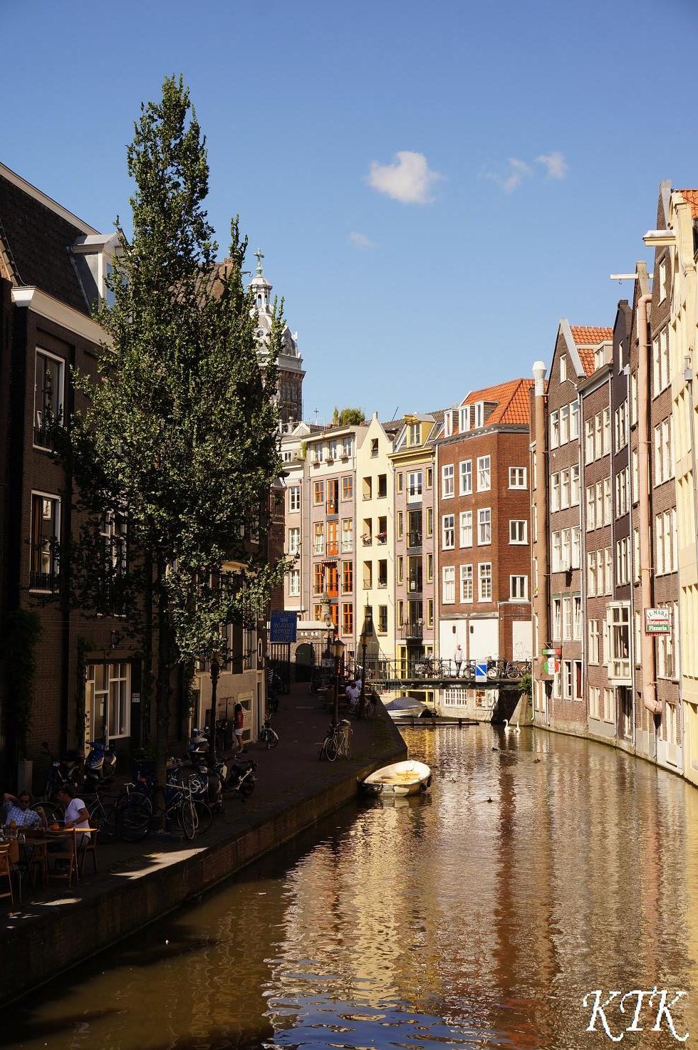 12アムステルダム運河1