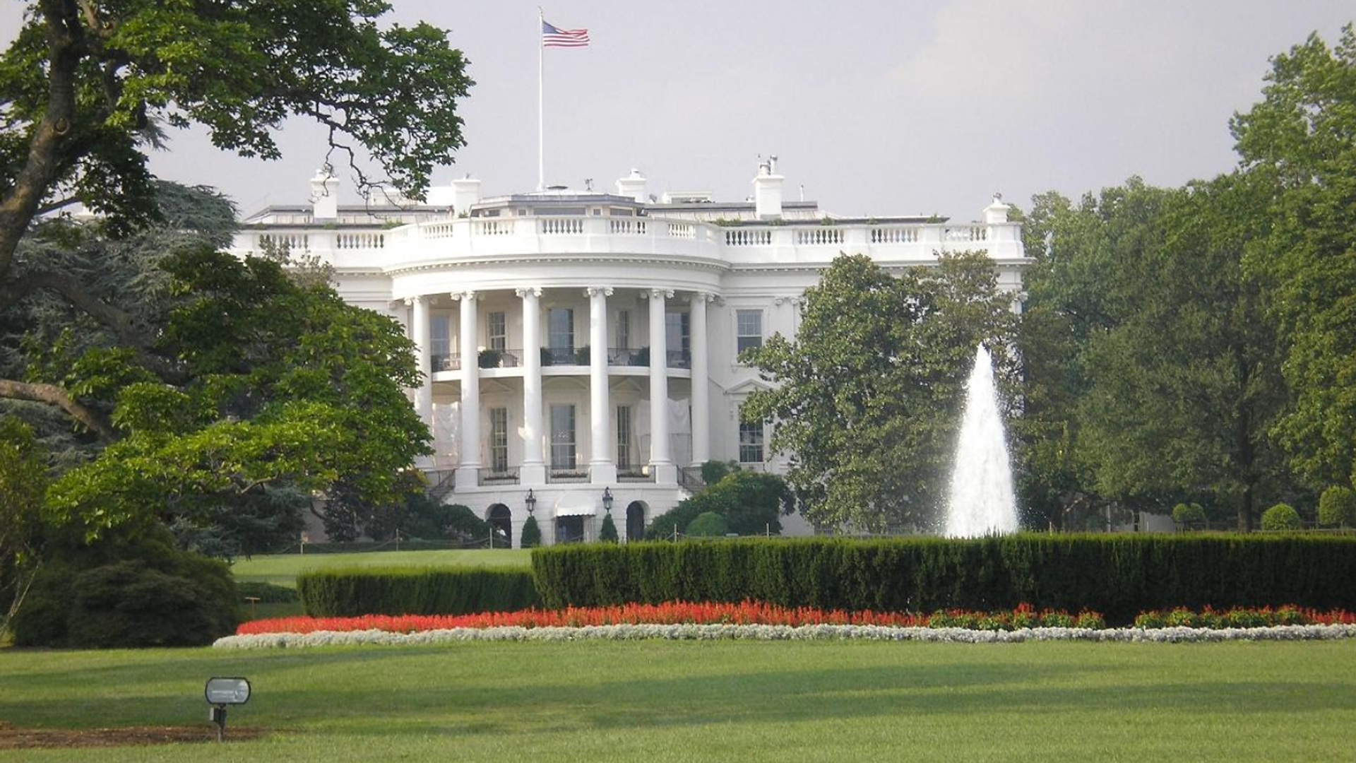 A file photo of the White House, pictured. (Credit: Google Maps)