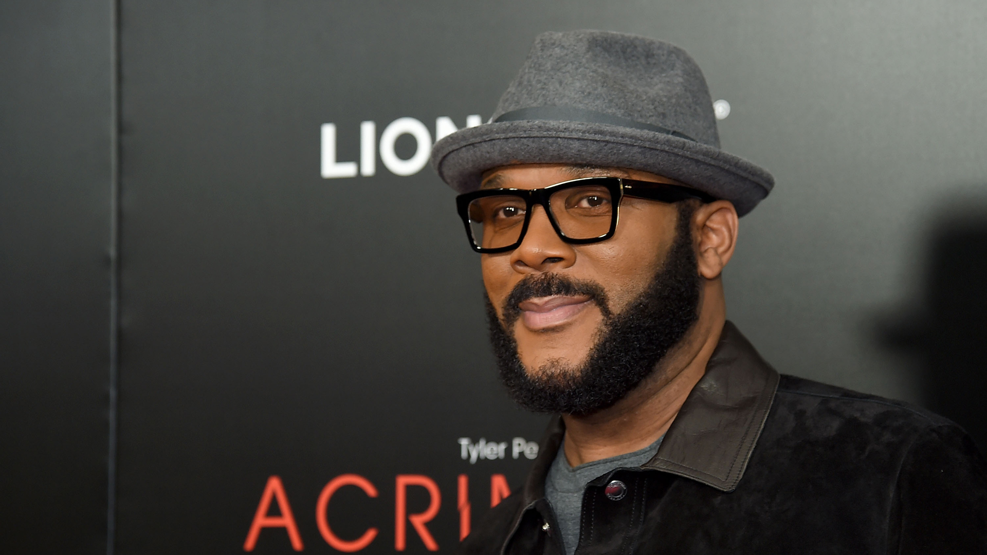 "Director Tyler Perry attends the ""Acrimony"" New York Premiere on March 27, 2018 in New York City. (Credit: Jamie McCarthy/Getty Images)"