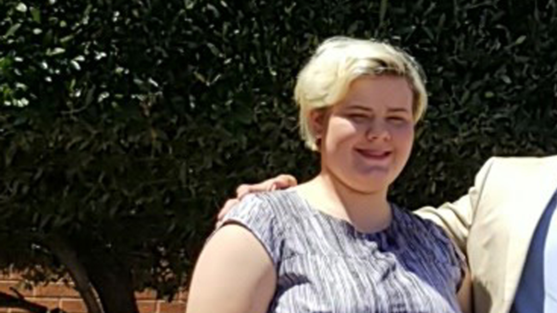 Hannah Linn Williams of Anaheim is shown in a photo provided along with a family statement following her death in a police shooting on July 5, 2019.