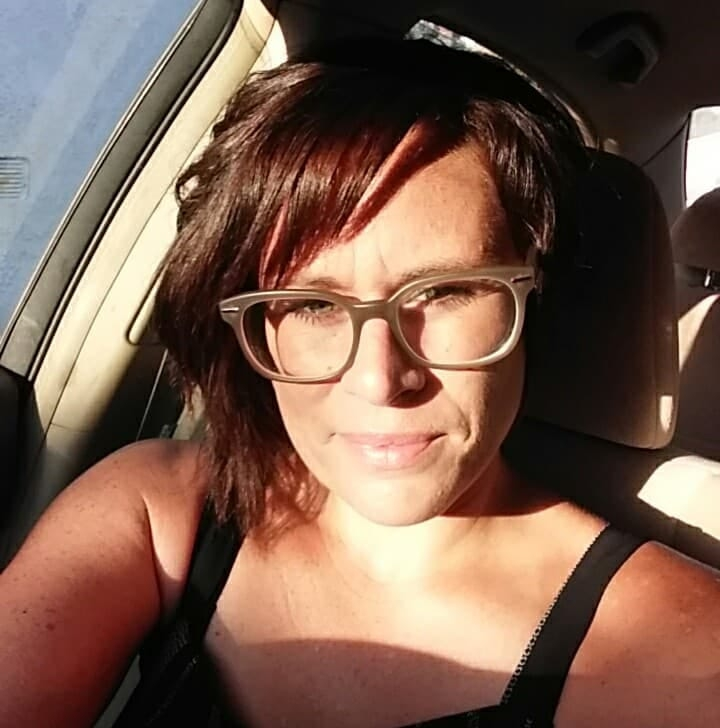 Amanda Custer is shown in a photo posted to her Facebook page in August 2018.