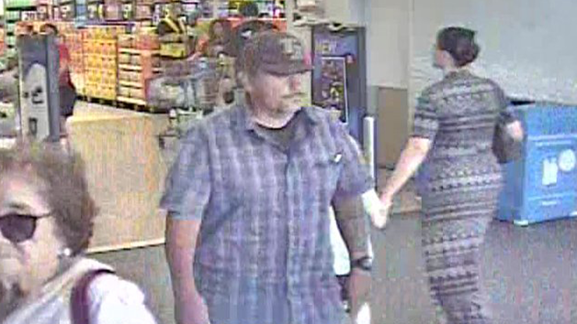 El Paso police released this photo of the man, who is believed to have been a hero during the shooting at Walmart earlier this month.