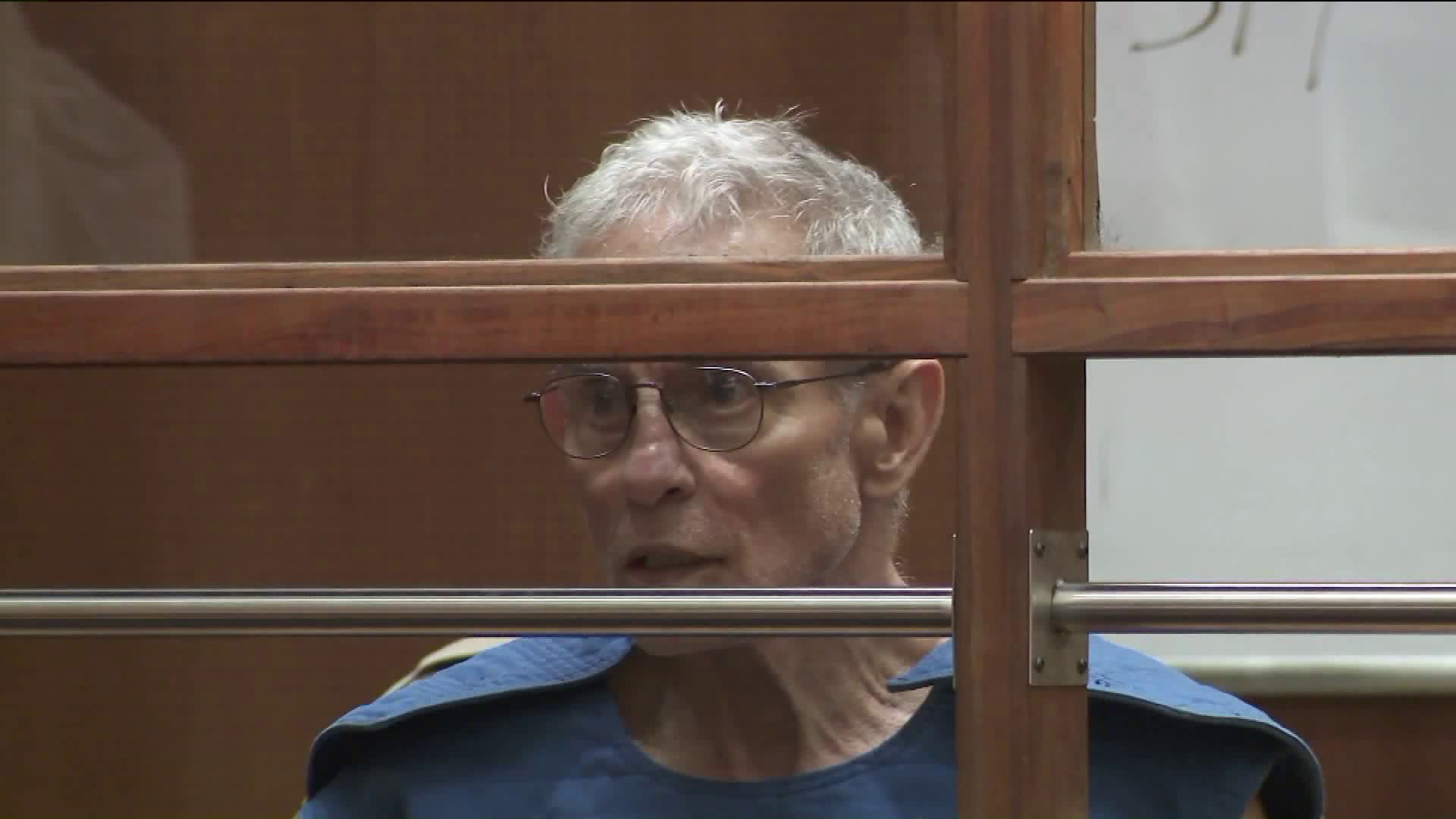 Ed Buck made his first court appearance on Sept. 19, 2019. (Credit: KTLA)