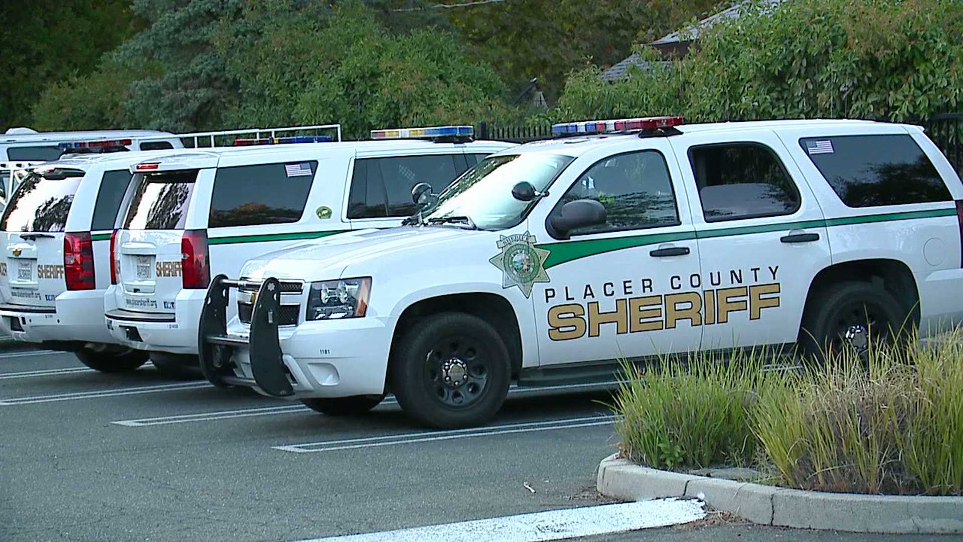 A Placer County Sheriff's vehicle is seen in Granite Bay on Sept. 20, 2019. (Credit: KTXL)
