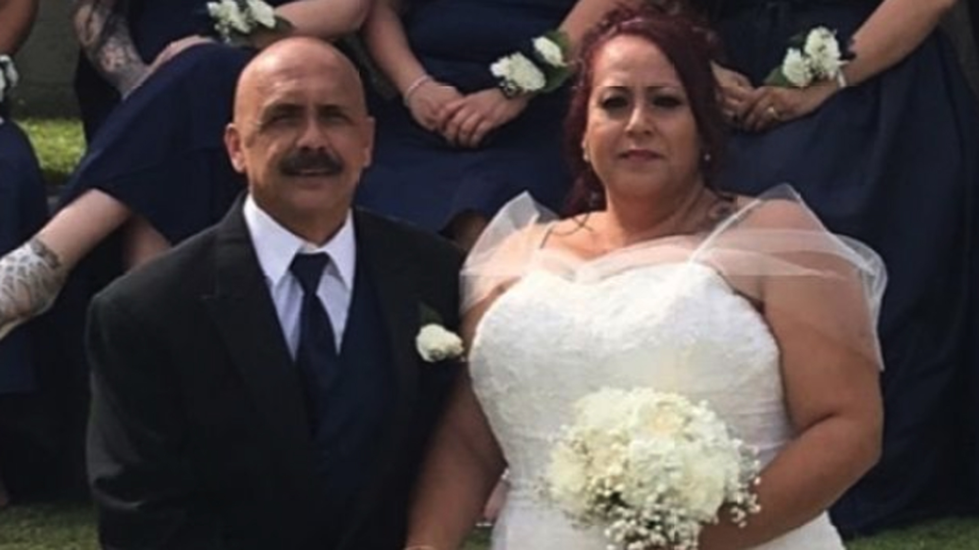 Gracie and Edward Contreras are shown in an undated photo shared to a GoFundMe page on Oct. 13, 2019.