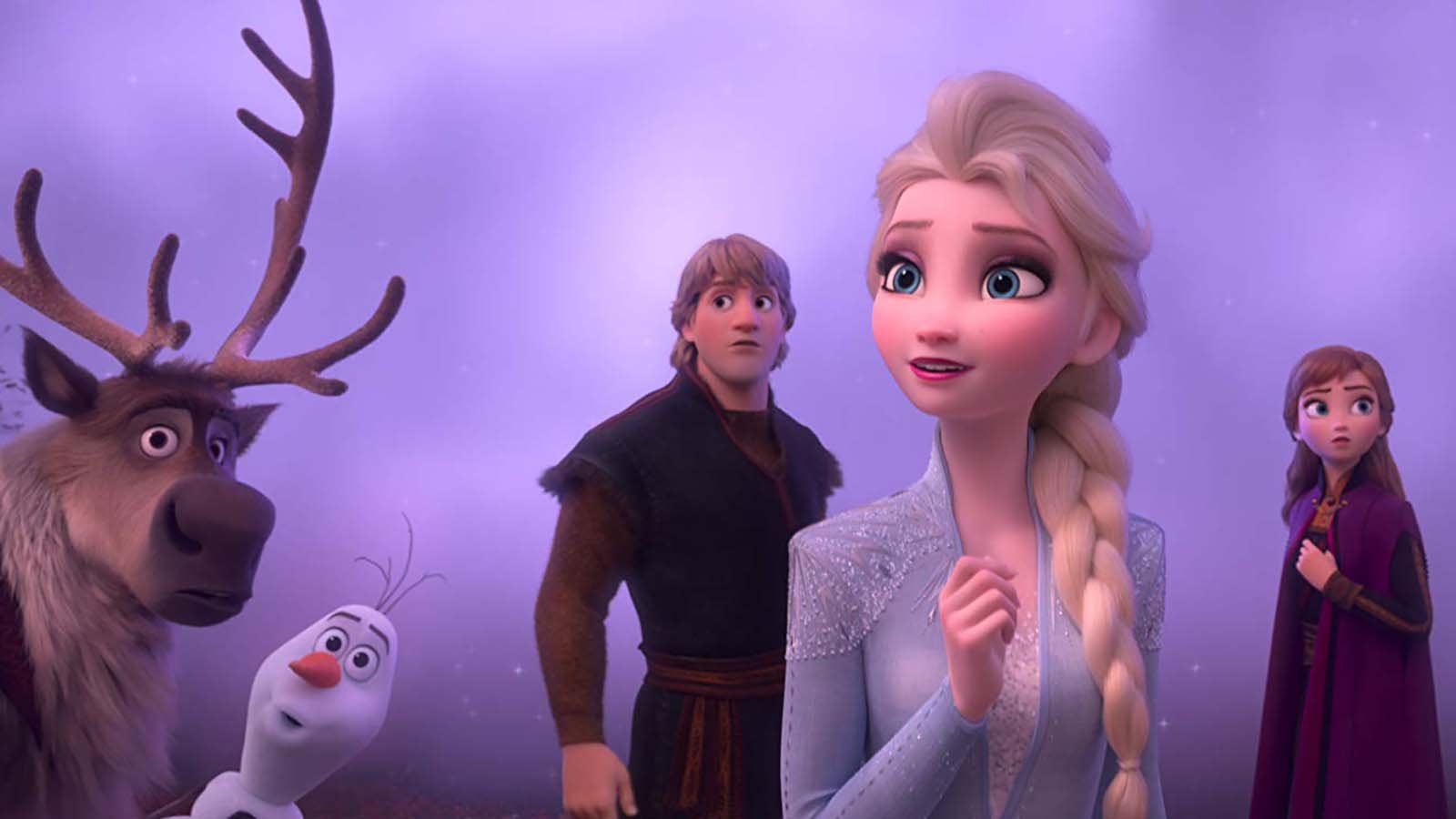 """Frozen 2,"" the studio's animated sequel to the 2013 phenomenon, brought in an estimated $127 million in North America this weekend. (Credit: Disney via CNN Wire)"