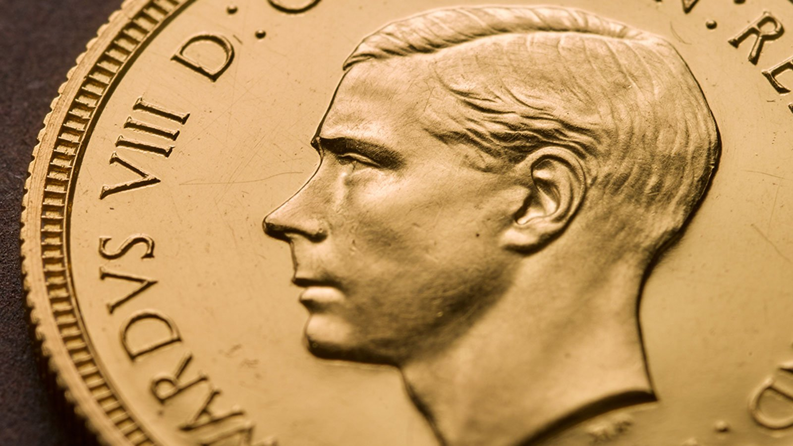 Rare coin sold for record $1.3 million U.S.D. (Credit: The Royal Mint)
