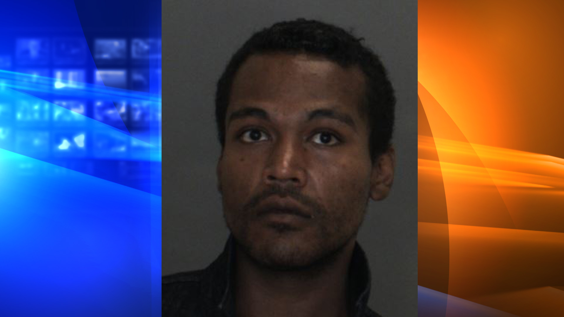 Troy Johnson, 29, was arrested in Apple Valley for possession of child pornography on Feb. 27, 2020. (San Bernardino County Sheriff-Coroner Department)