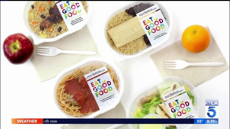 Revolution Foods offering free healthy grab-and-go meals