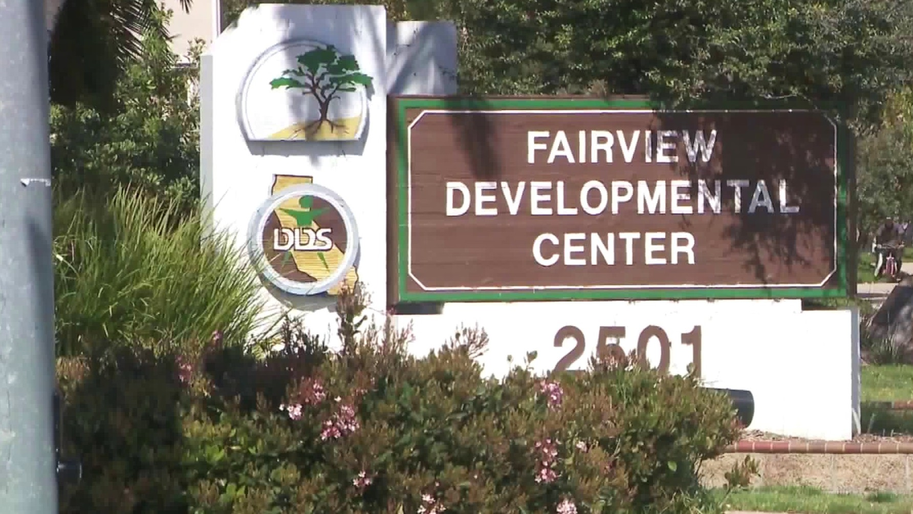 Fairview Developmental Center is seen in this file photo. (KTLA)