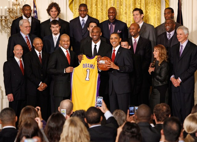NBA asked Obama for counsel before resuming play   KTLA