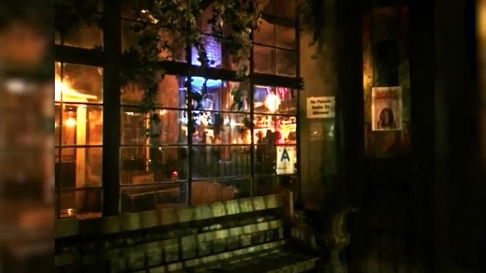 Dozens of people attended a party at a Los Angeles bar without wearing masks or adhering to social distancing guidelines. (CNN)
