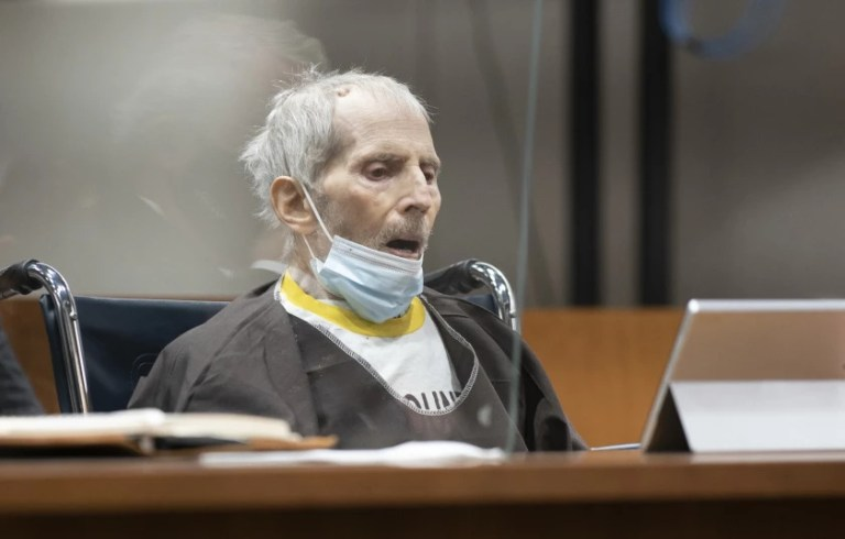 Watch Robert Durst on a ventilator battling COVID-19, his lawyer says – KTLA 5 California information