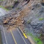 लगातार वर्षाले मध्यपहाडी लोकमार्गको पर्वत बाग्लुङ्ग सडकखण्ड अवरुद्ध