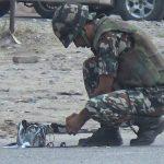 विप्लबको बन्द :  सिरहामा प्रेसर कुकर बम फेला