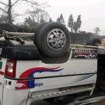 सुनसरीमा माइक्रो बस दुर्घटना हुँदा ३ जनाको घटनास्थलमै मृत्यु