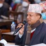 चुनावमा हारिन्छ भनेर दाहाल–नेपाल डराए : मुख्यमन्त्री पोखरेल